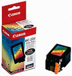 Canon BC22e original make photo inkjet cartridge